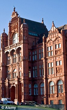 Salford University in Greater Manchester is now offering degrees in Islamic finance